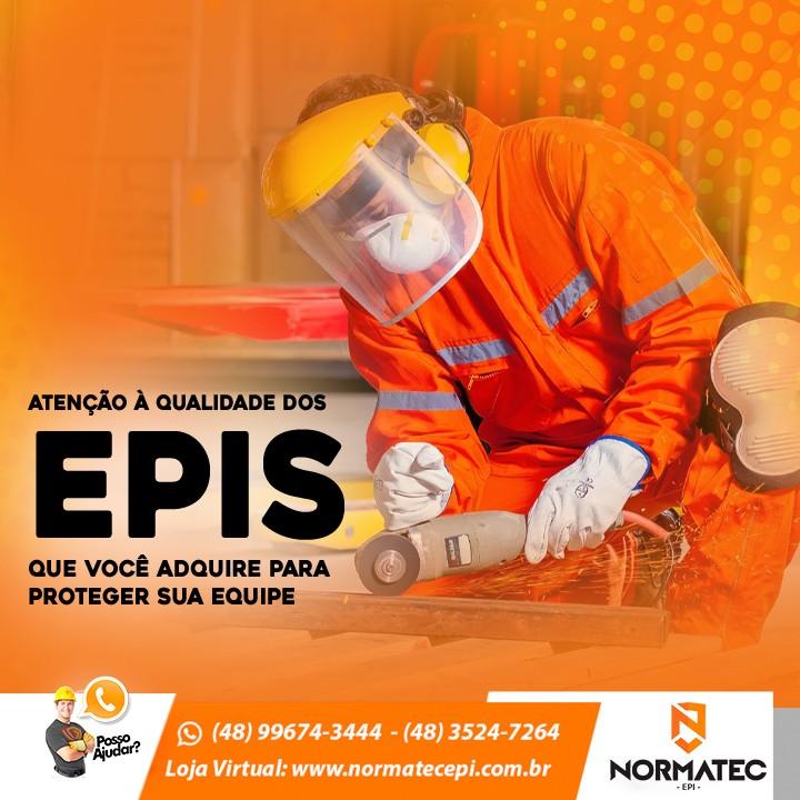 Atenção à qualidade dos EPIs que você adquire para proteger sua equipe